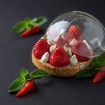 Strawberry menu!